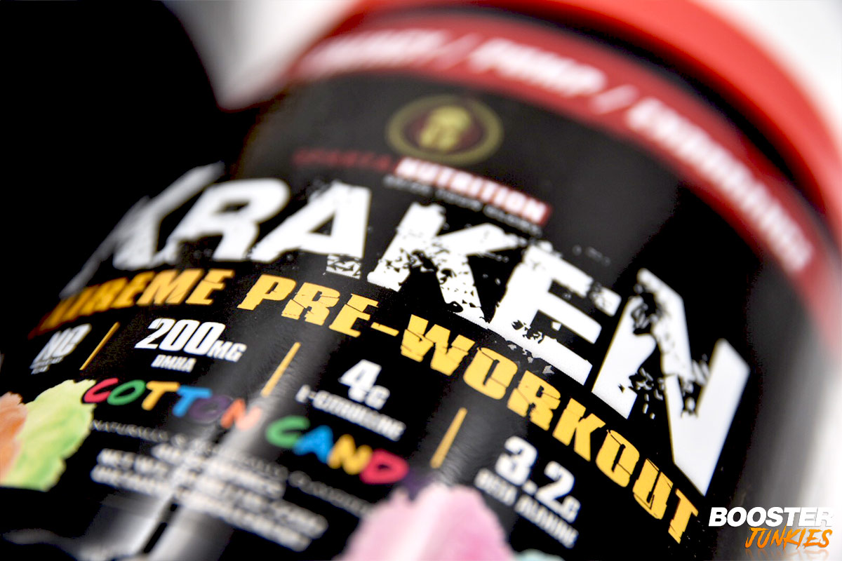Photo of Sparta Nutrition Kraken US-Version im Fokus | Unterschied zur EU-Version