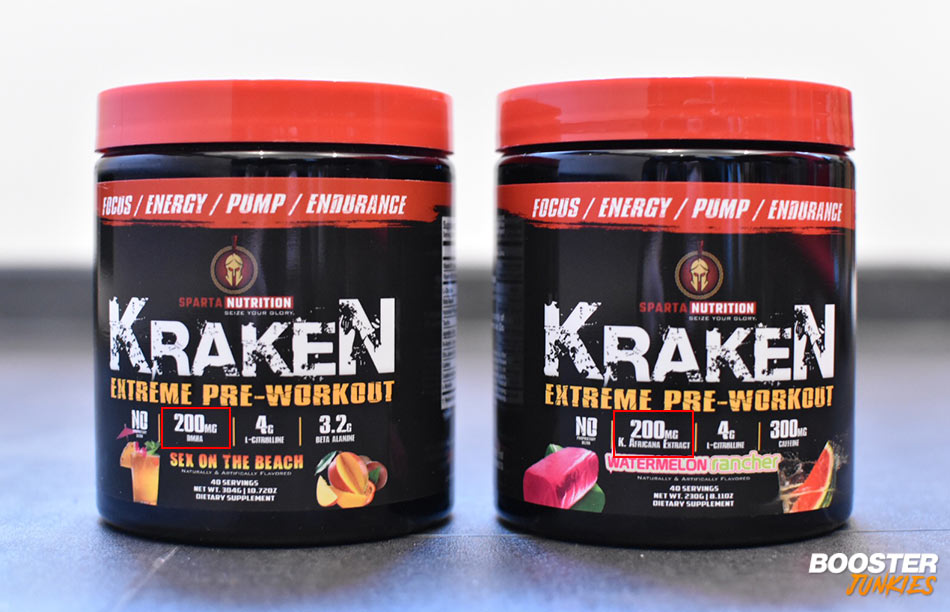Photo of Sparta Nutrition – KRAKEN (US-Version)  im Test