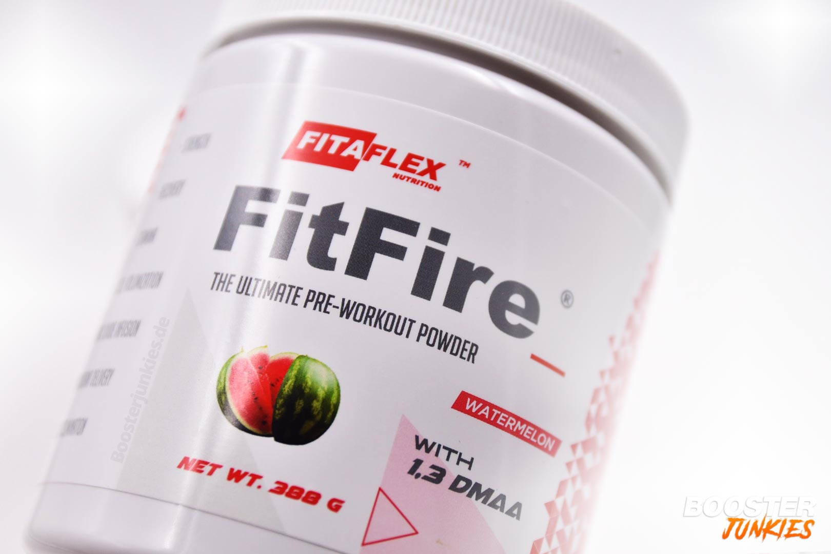 Photo of Fitaflex Nutrition Fitfire im Test